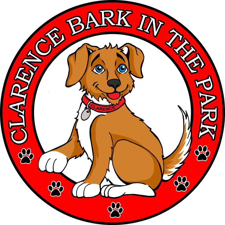 Pet clipart dog lick. Clarence bark in the