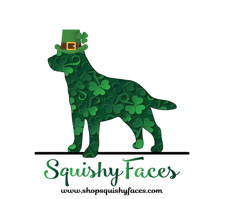 Clipart dogs st patrick day. Patricks squishy faces you