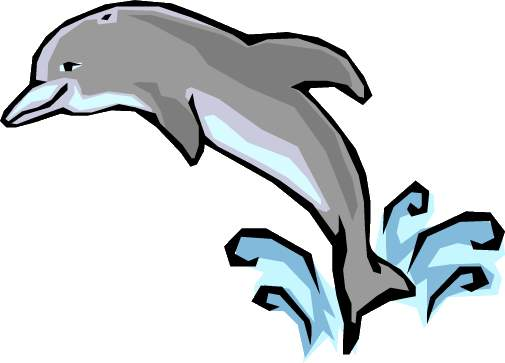 Dolphin clipart jumping dolphin. Free clip art pictures