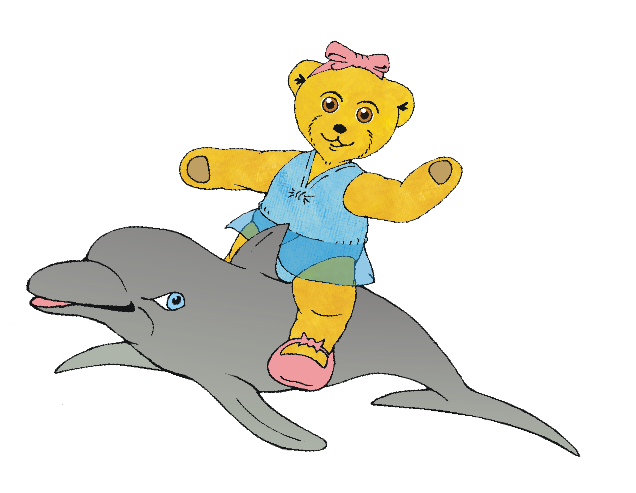 Clipart dolphin animated dancing. Extension packs melody bear
