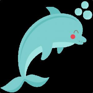 Clipart dolphin beach. Marine mammal fish turquoise