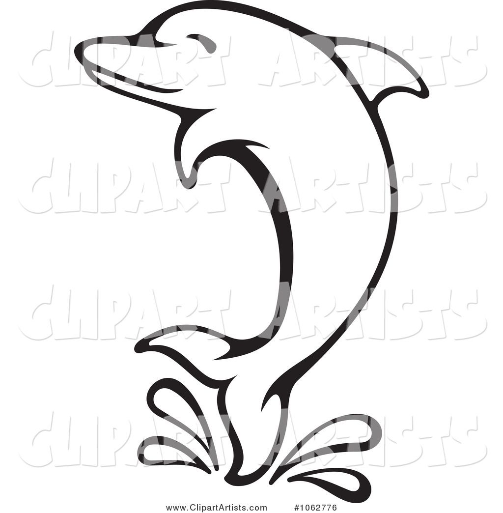 Dolphins clipart dolphin face. Clip art black and