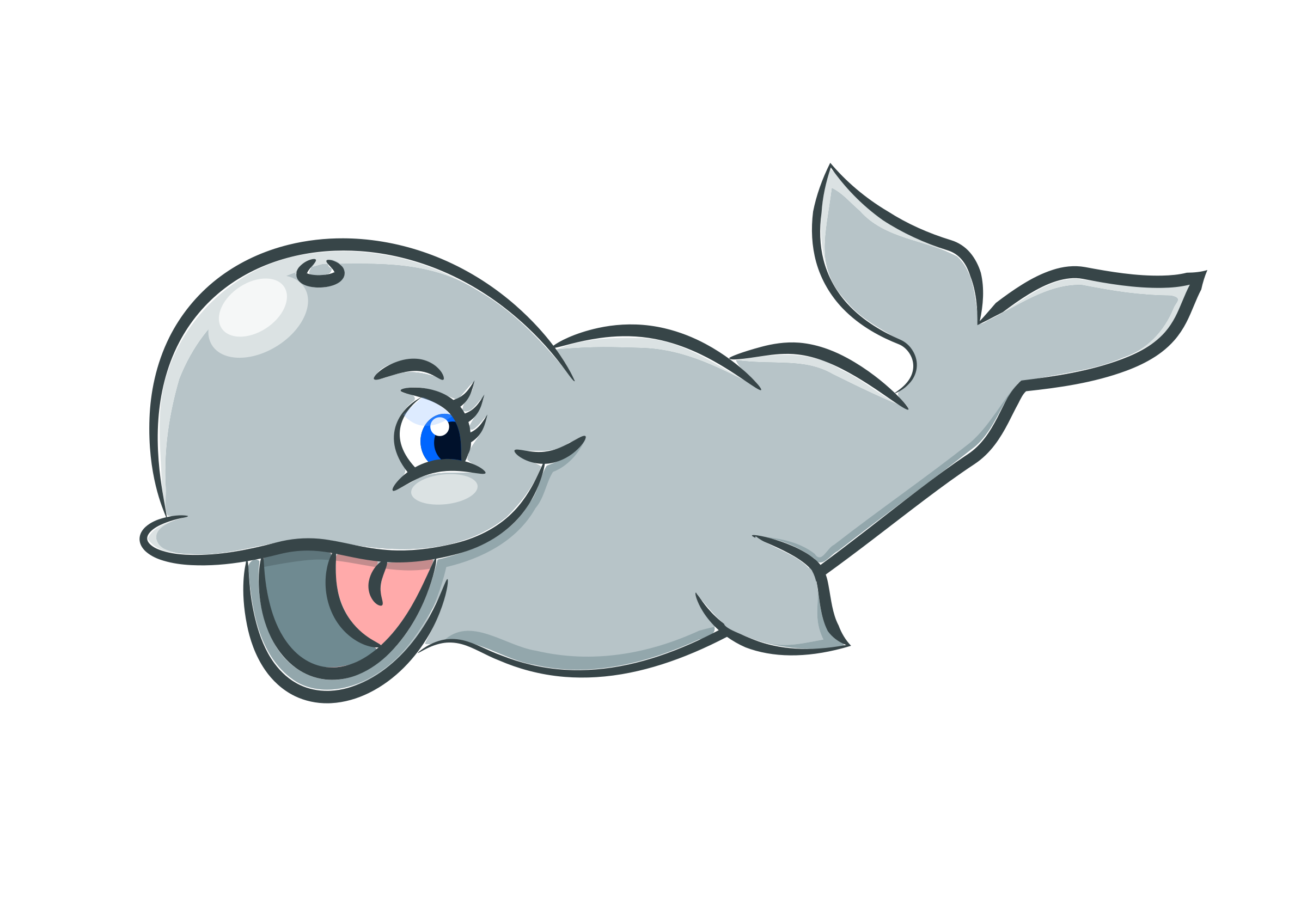 Big image png. Cute clipart whale
