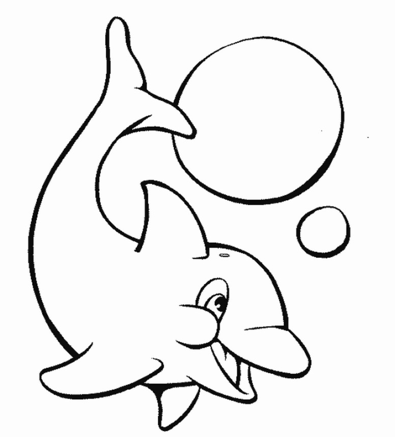 Pages for panda free. Clipart dolphin coloring page