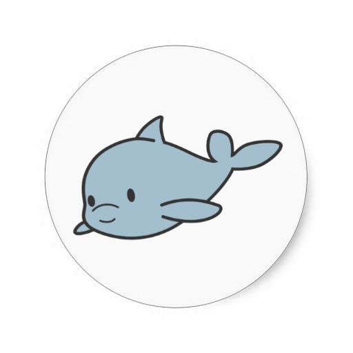 Dolphin clipart cute baby dolphin. Free cliparts download clip