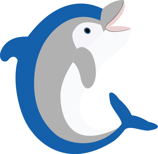 Who we are esn. Dolphin clipart dolphin mascot