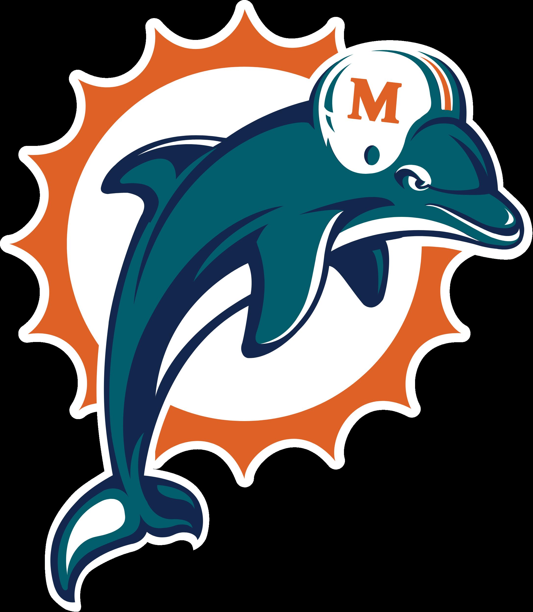 Clipart dolphin dolphin miami logo. Dolphins logos download