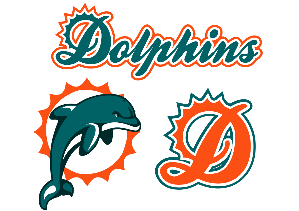 collection of dolphins. Clipart dolphin dolphin miami logo