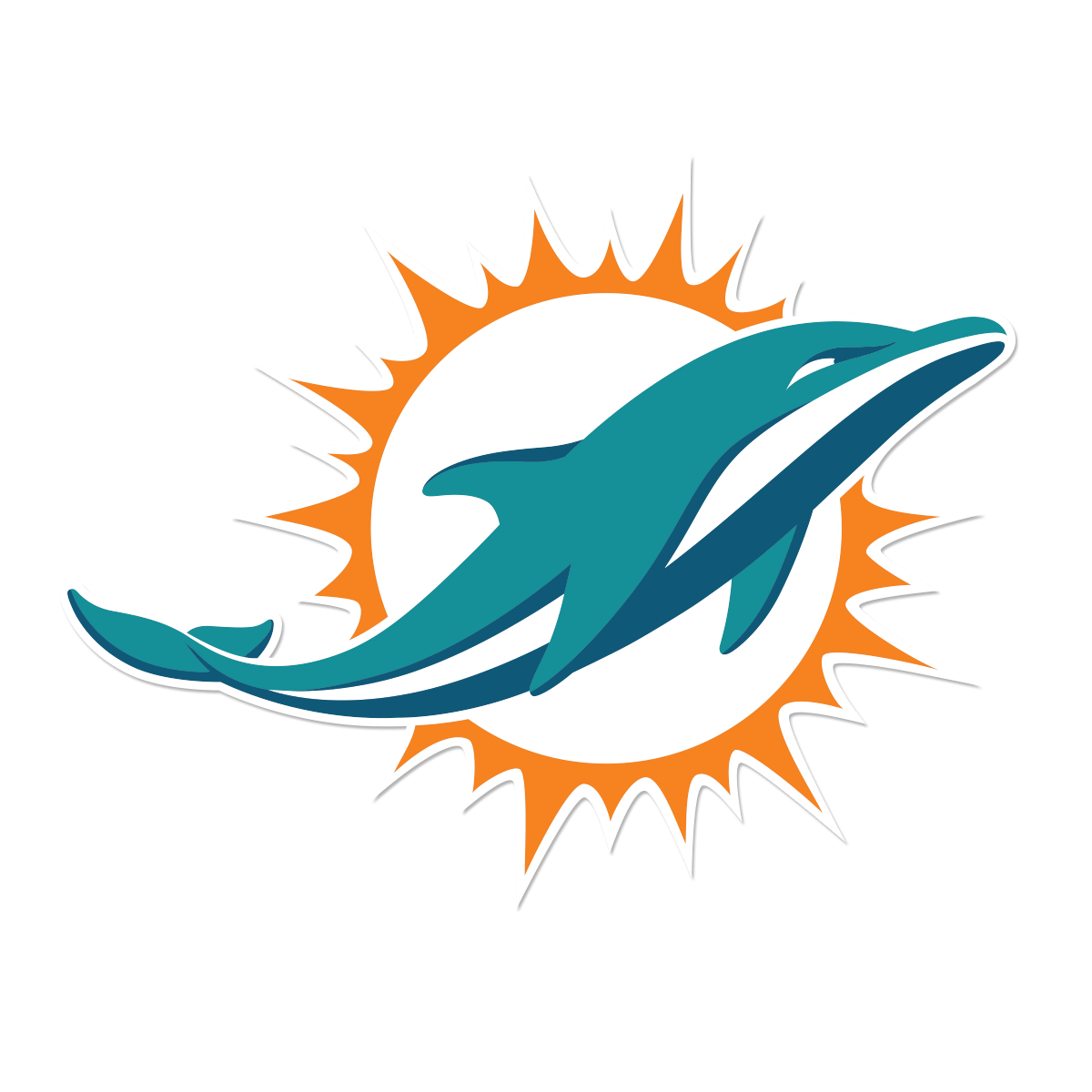 Clipart dolphin dolphin miami logo. Dolphins transparent png stickpng