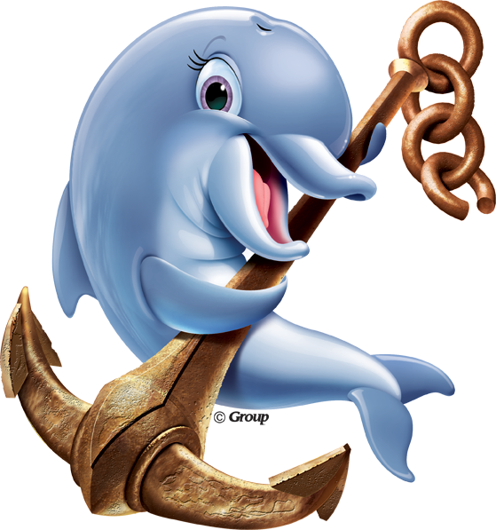 Clipart dolphin dolphin word. High seas expedition day