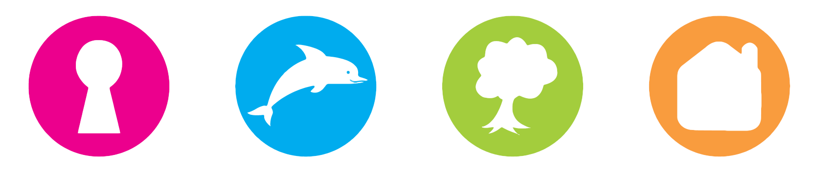 Dolphin clipart dotted animal. Properties for rent rockingham