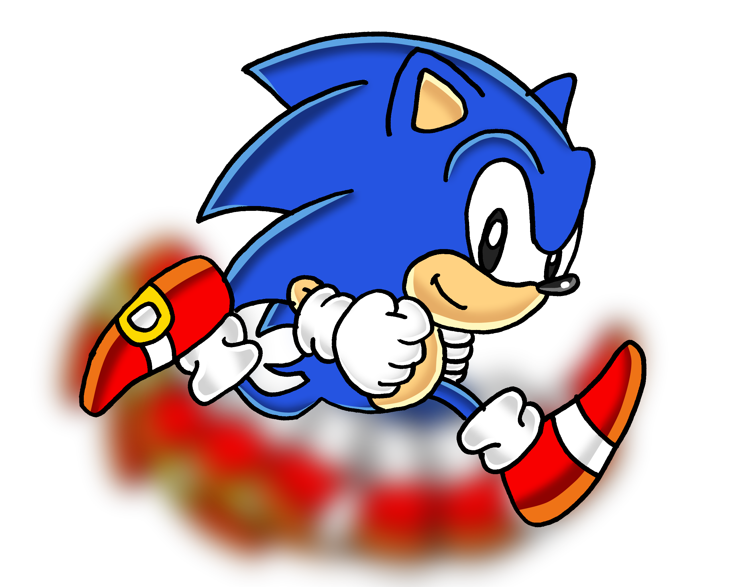 collection of sonic. Dolphin clipart drawable