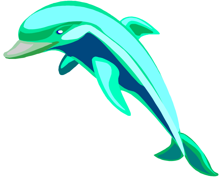 Bottlenose at getdrawings com. Dolphin clipart animation