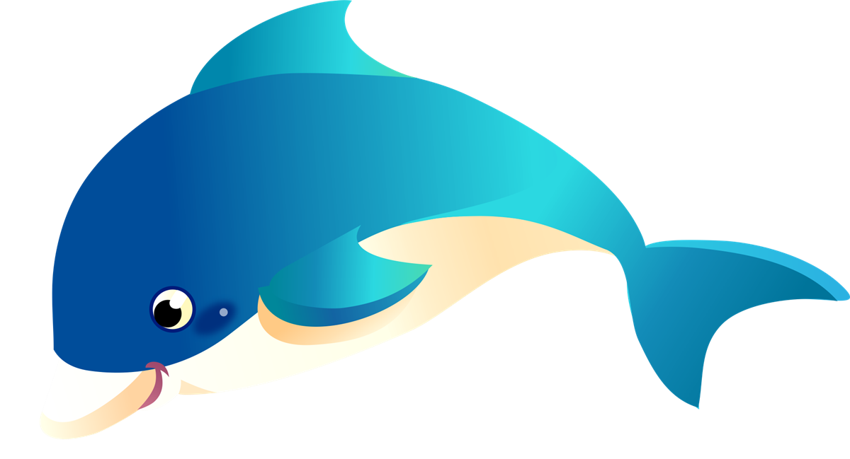 Dolphin clipart two. At getdrawings com free