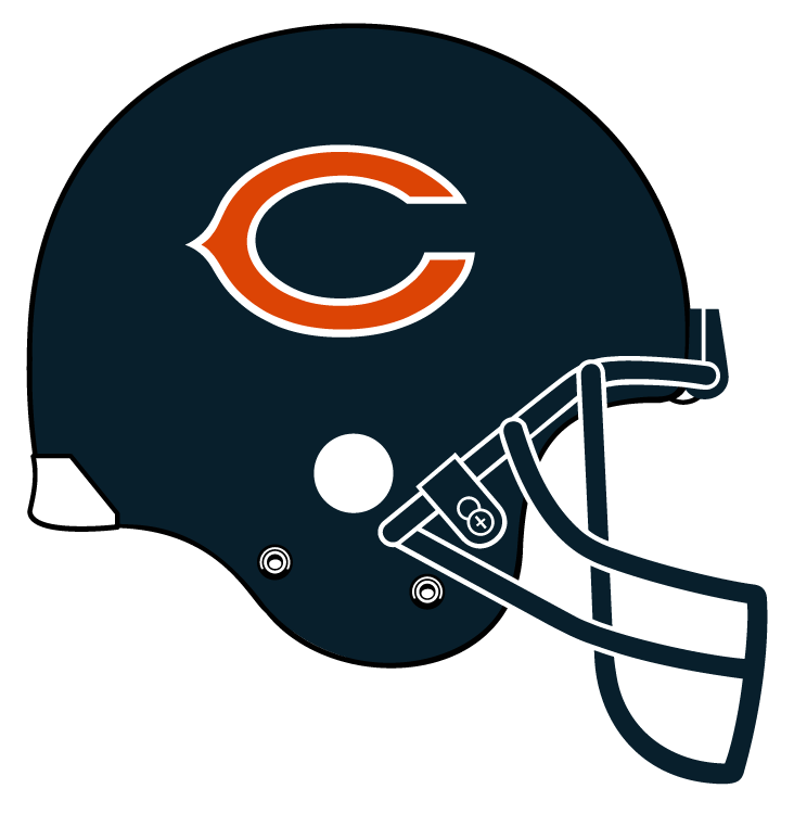 Atlanta falcons helmet png. Chicago bears logo cliparts