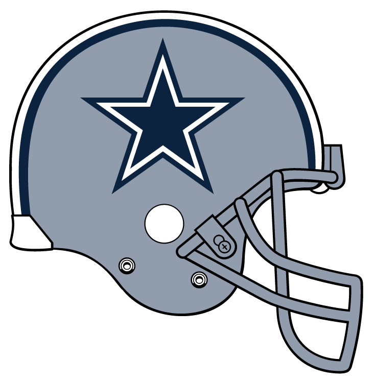 Logo clipart dallas cowboy. Cowboys helmet at getdrawings