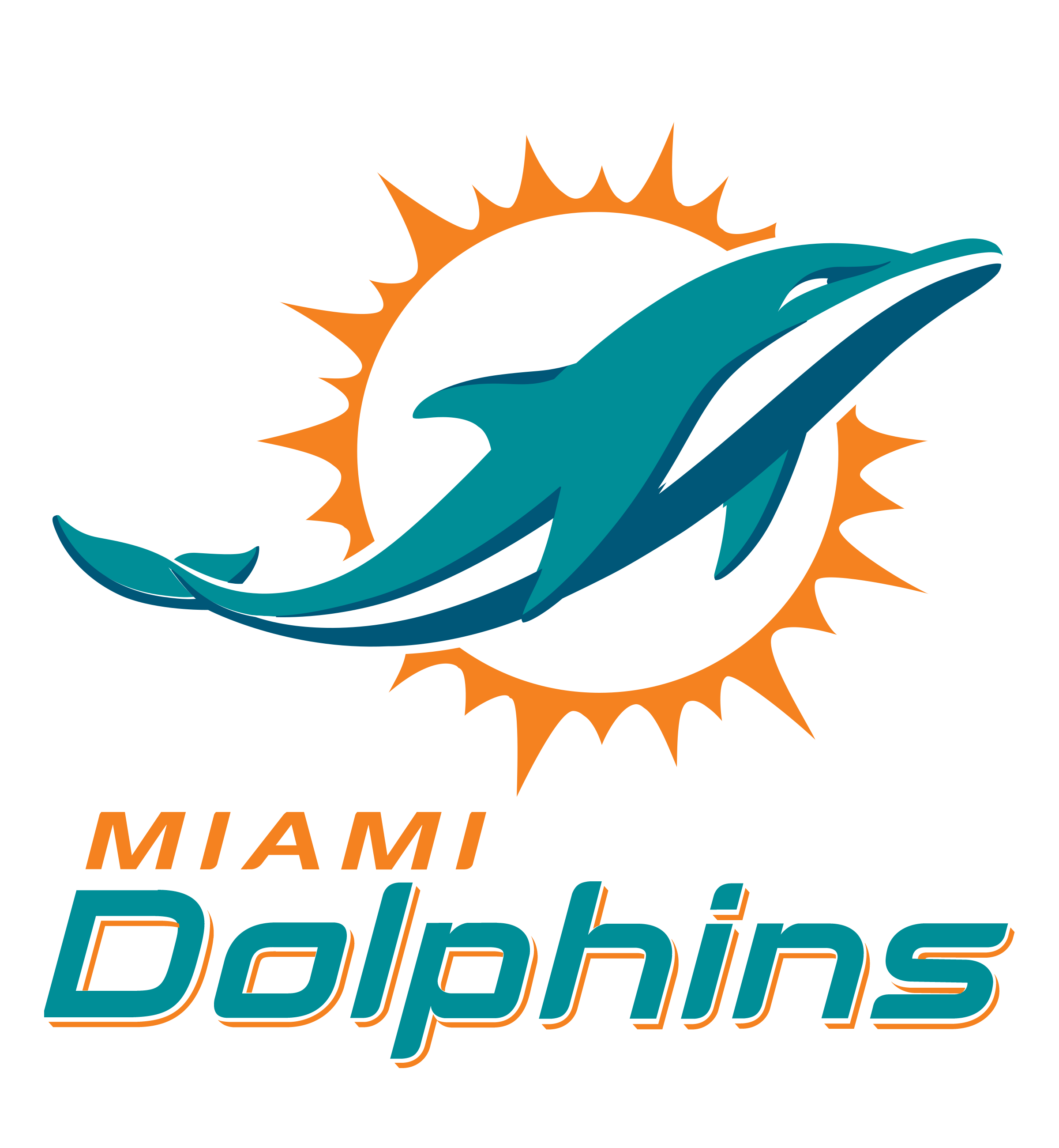Miami dolphins at getdrawings. Dolphin clipart sad