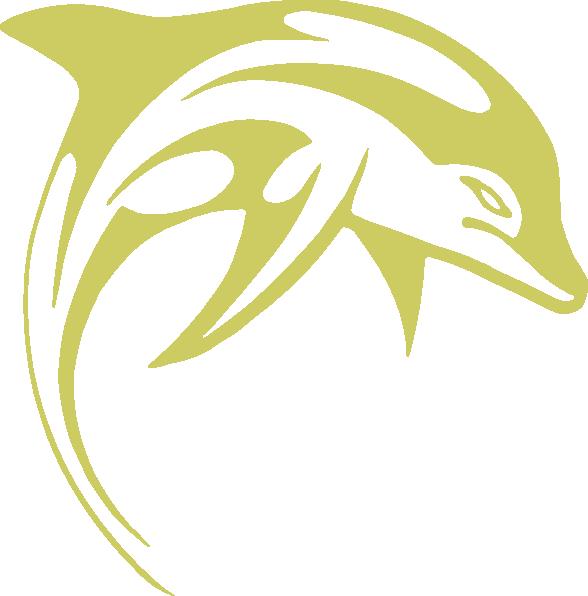 Dolphin clipart logo. Bchs clip art at