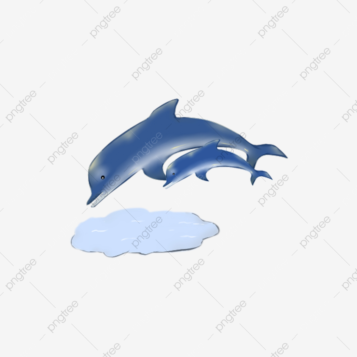 Mothers day animal and. Dolphin clipart mother child