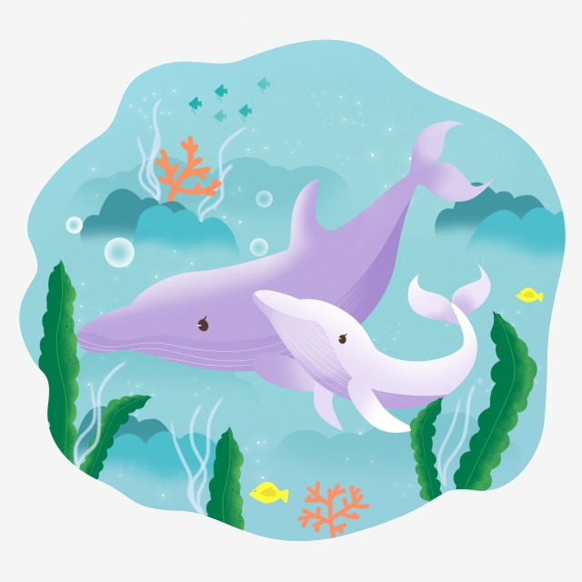 Mothers day hand drawn. Dolphin clipart mother child