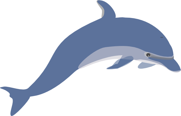 Dolphin clipart moving picture. Free animated dolphins download
