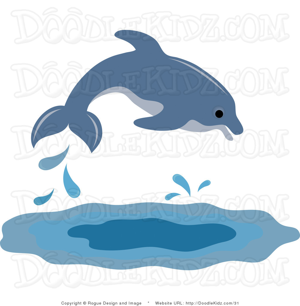 Dolphin clipart ocean dolphin. Free holiday cliparts download