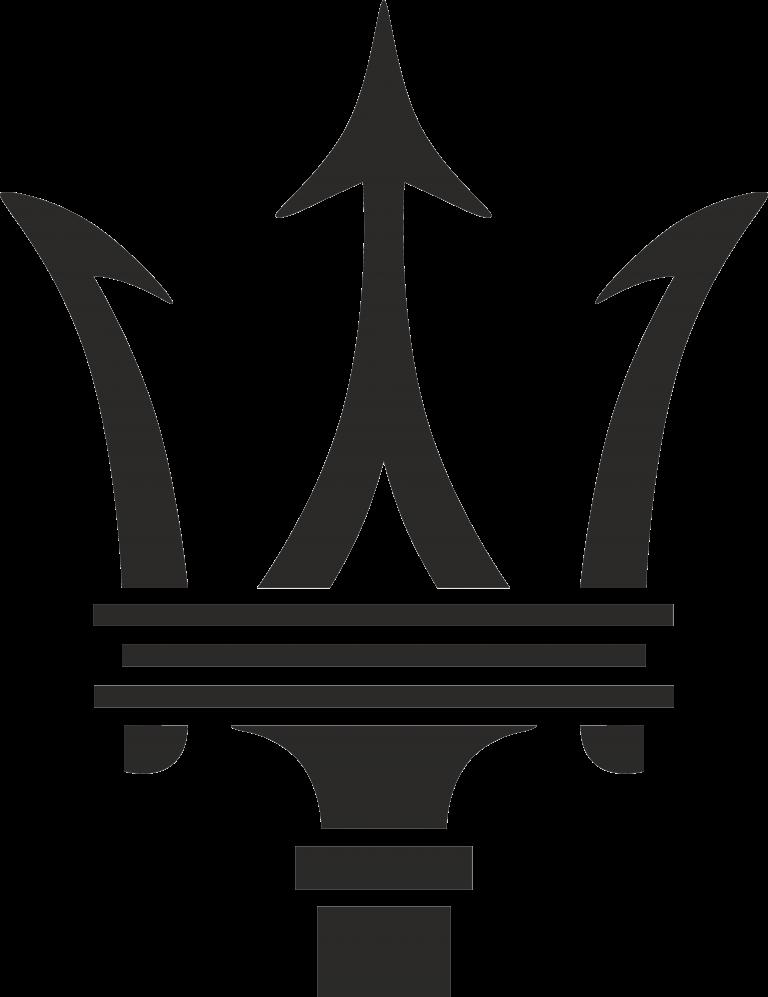Maserati logo tattoos pinterest. Dolphin clipart poseidon