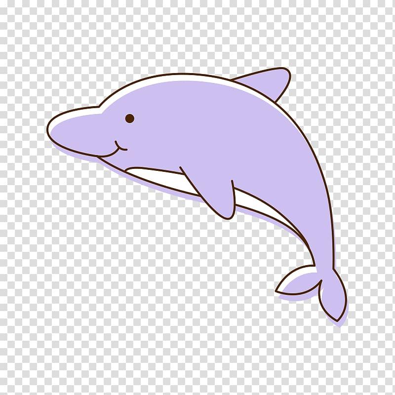 Clipart dolphin purple. Tucuxi common bottlenose cartoon