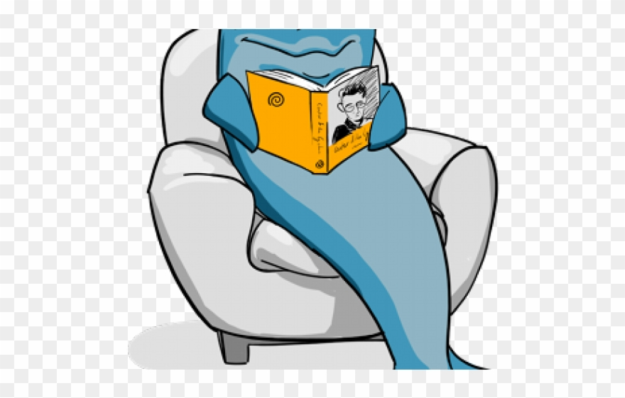 Clipart dolphin reading. Dolphins a book png