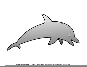Dolphins clipart royalty free. Miami images at clker