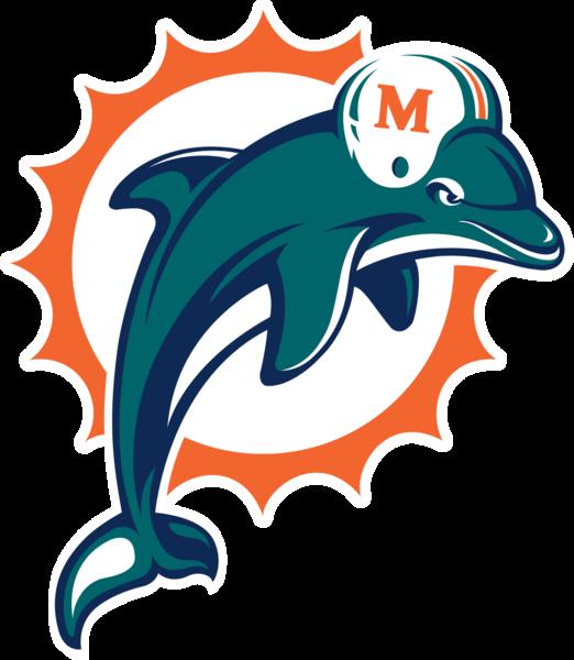 Dolphin clipart superhero. File miami dolphins logo
