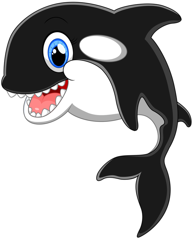 Dolphin clipart toon. Cartoon animals and children
