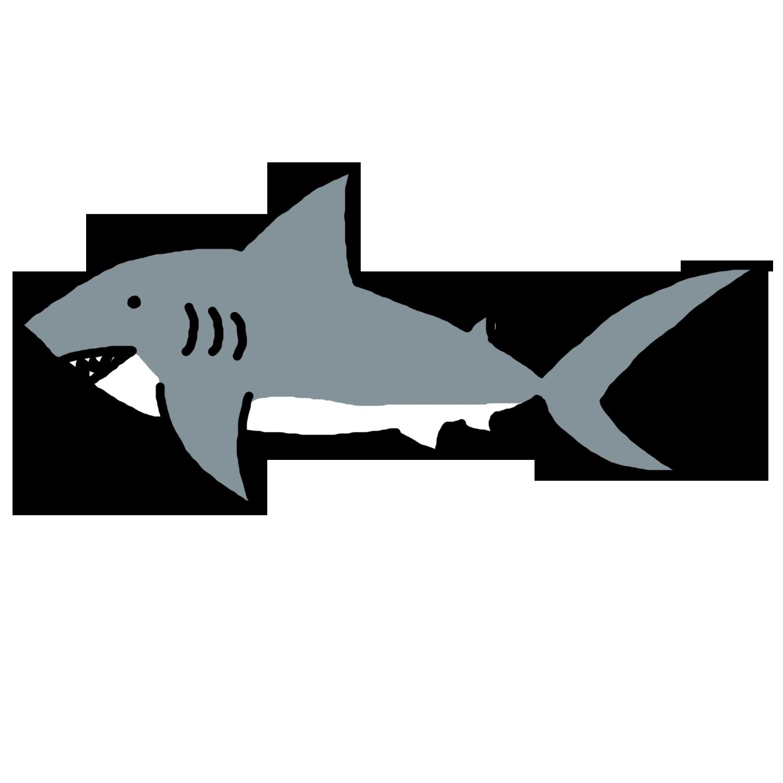Clipart shark megalodon shark. Free clip art panda