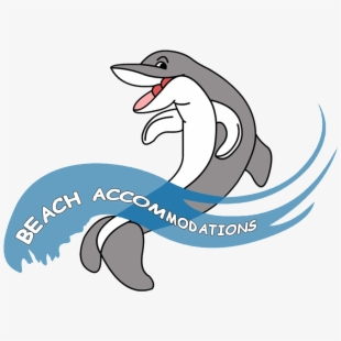 Clipart dolphin vacation florida. Free beach cliparts silhouettes