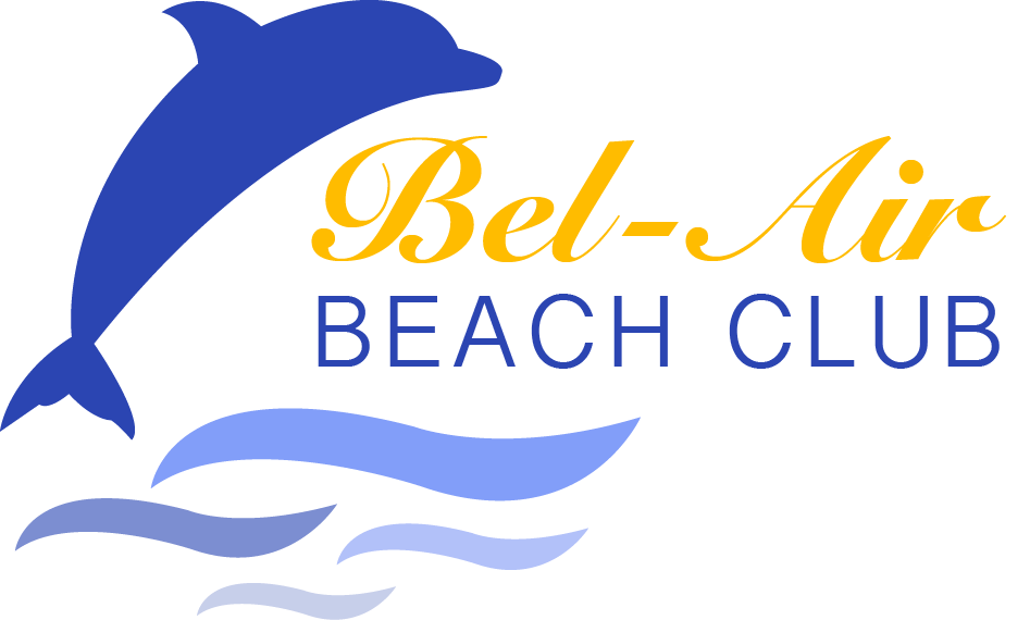 Dolphin clipart beach florida. Home bel air club