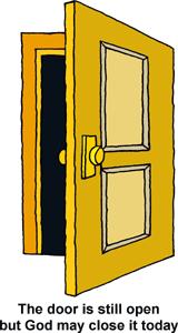 Clipart door. Clip art free panda
