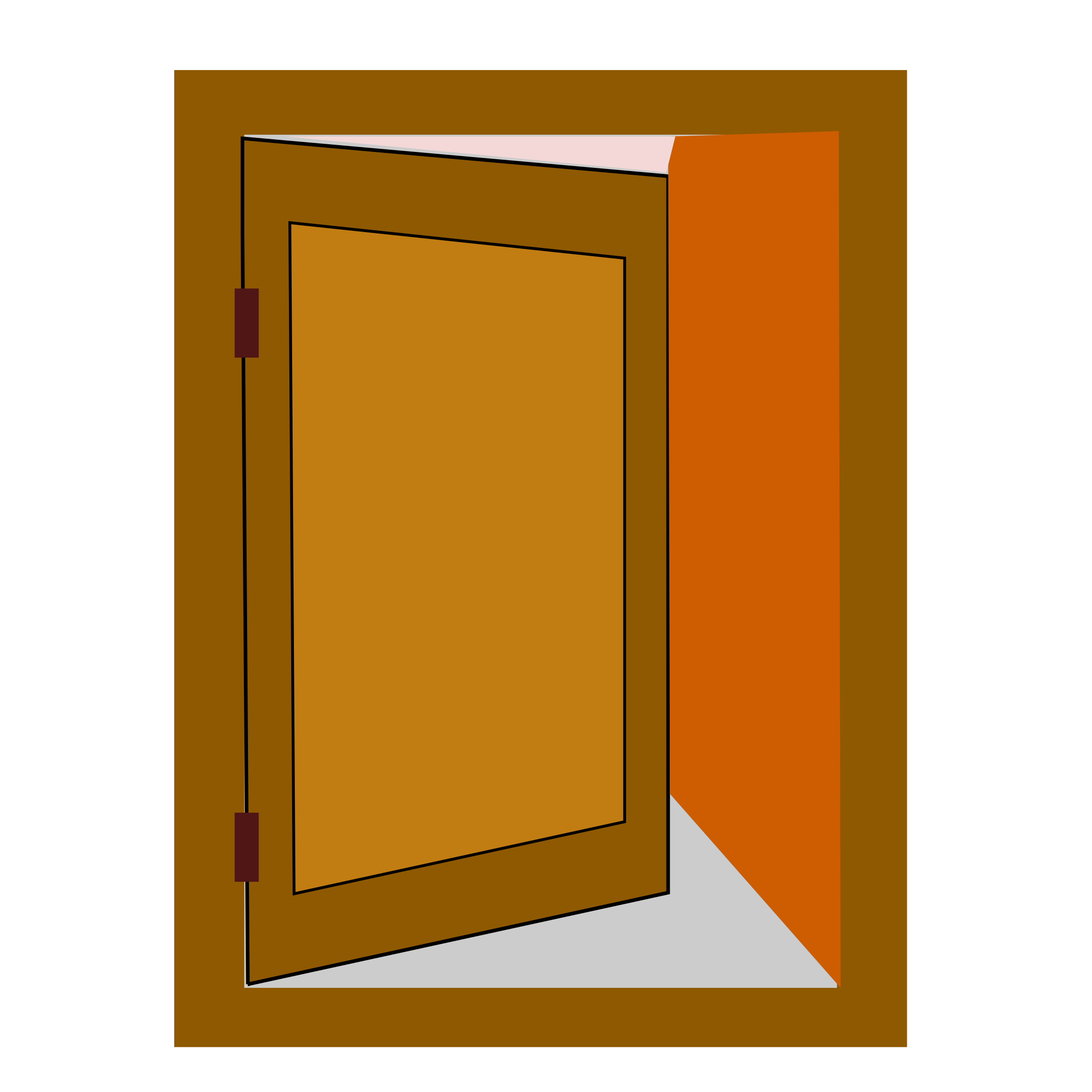 Clipart door animated. Images free download best