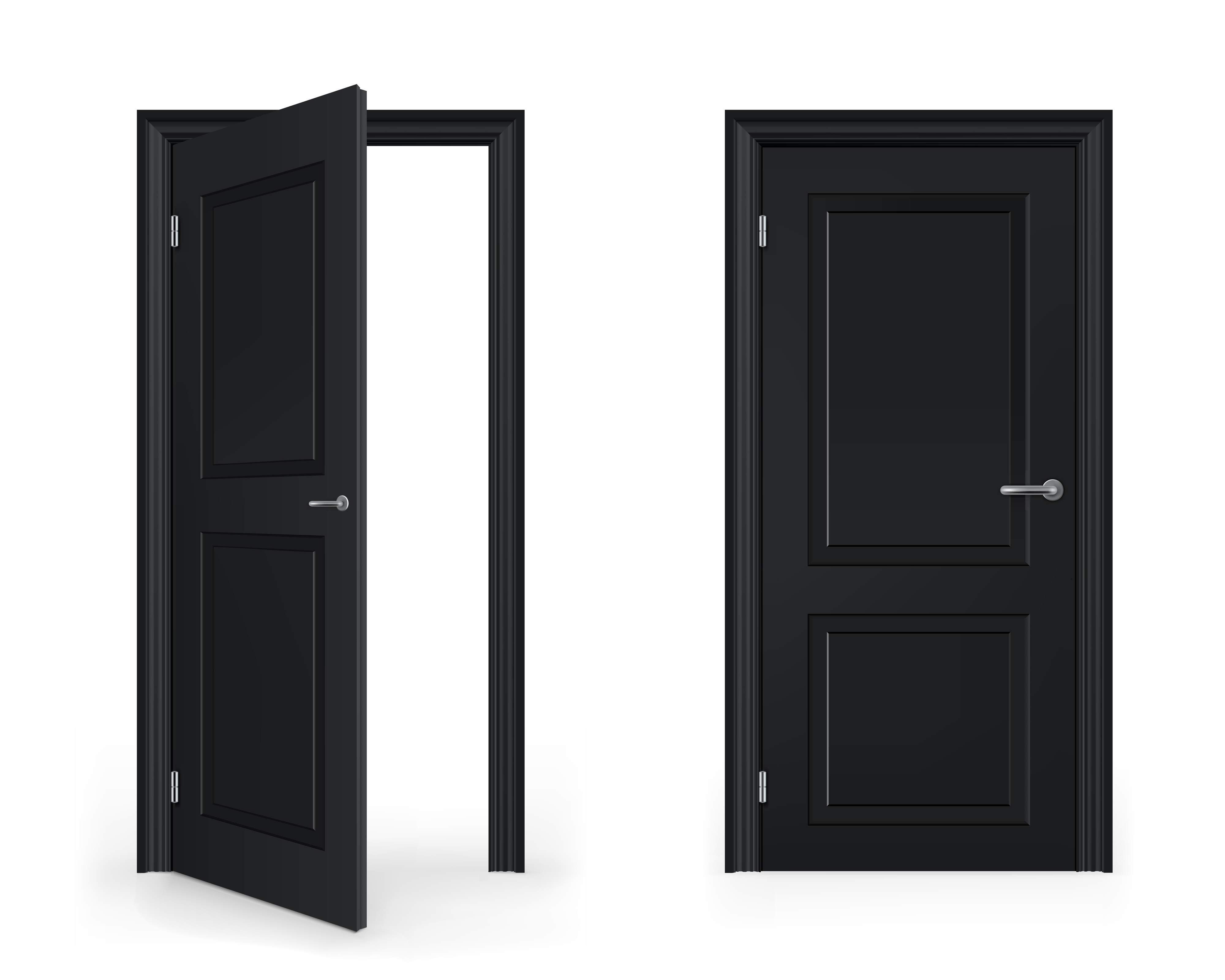 Free closed cliparts download. Door clipart slightly open door
