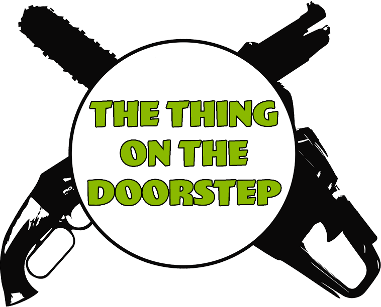 The thing on doorstep. Clipart door creaky