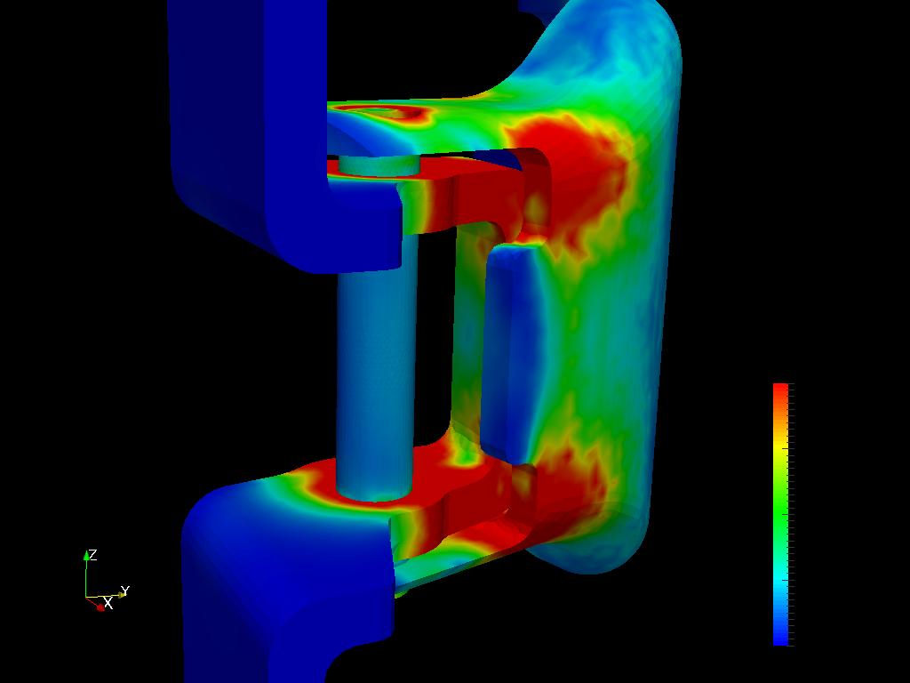 Pin structural analysis project. Clipart door door hinge
