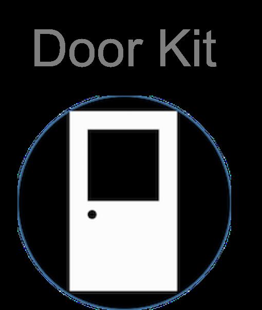 Clipart door door monitor. Kit homeclub