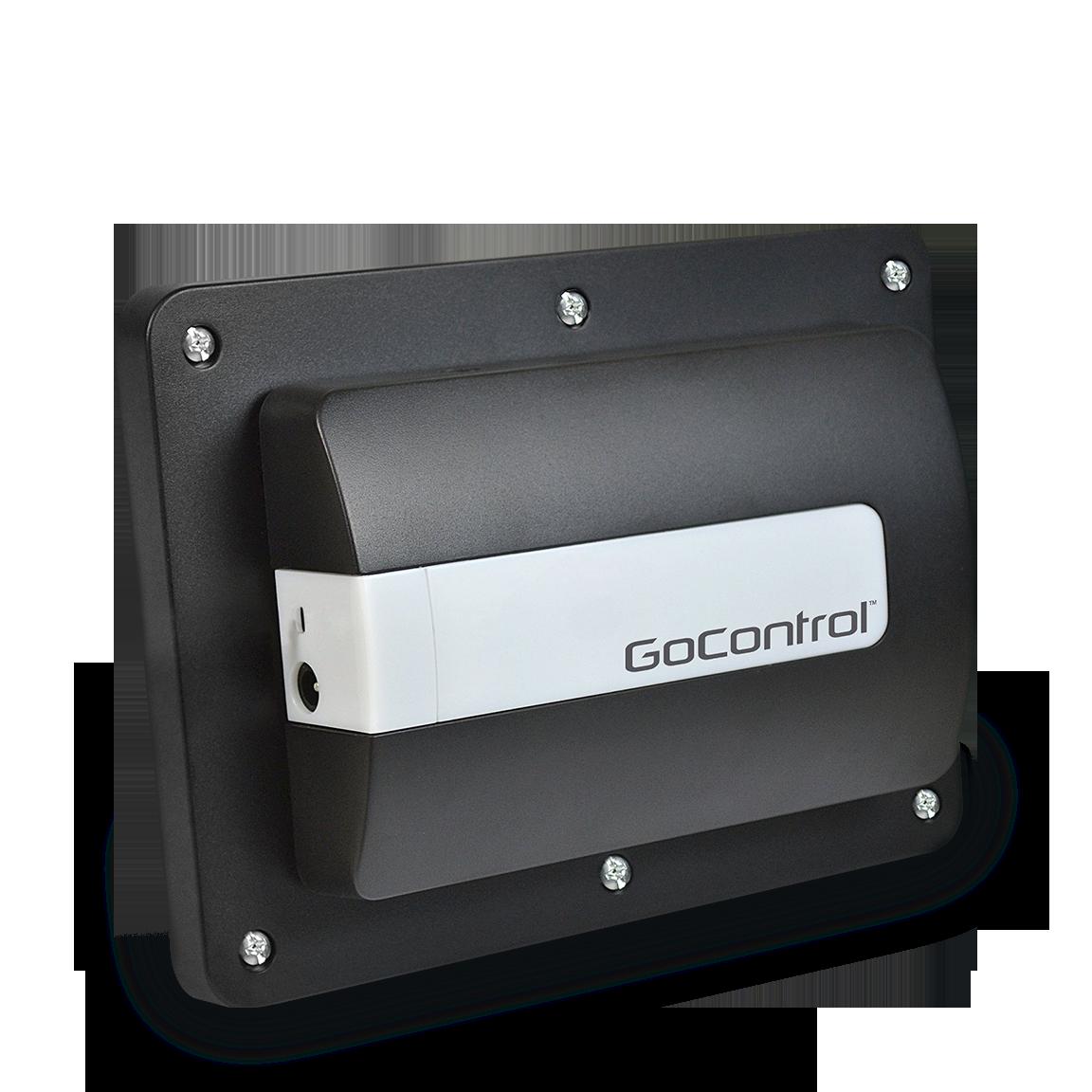 Clipart door door monitor. Smartthings undefined gocontrol garage