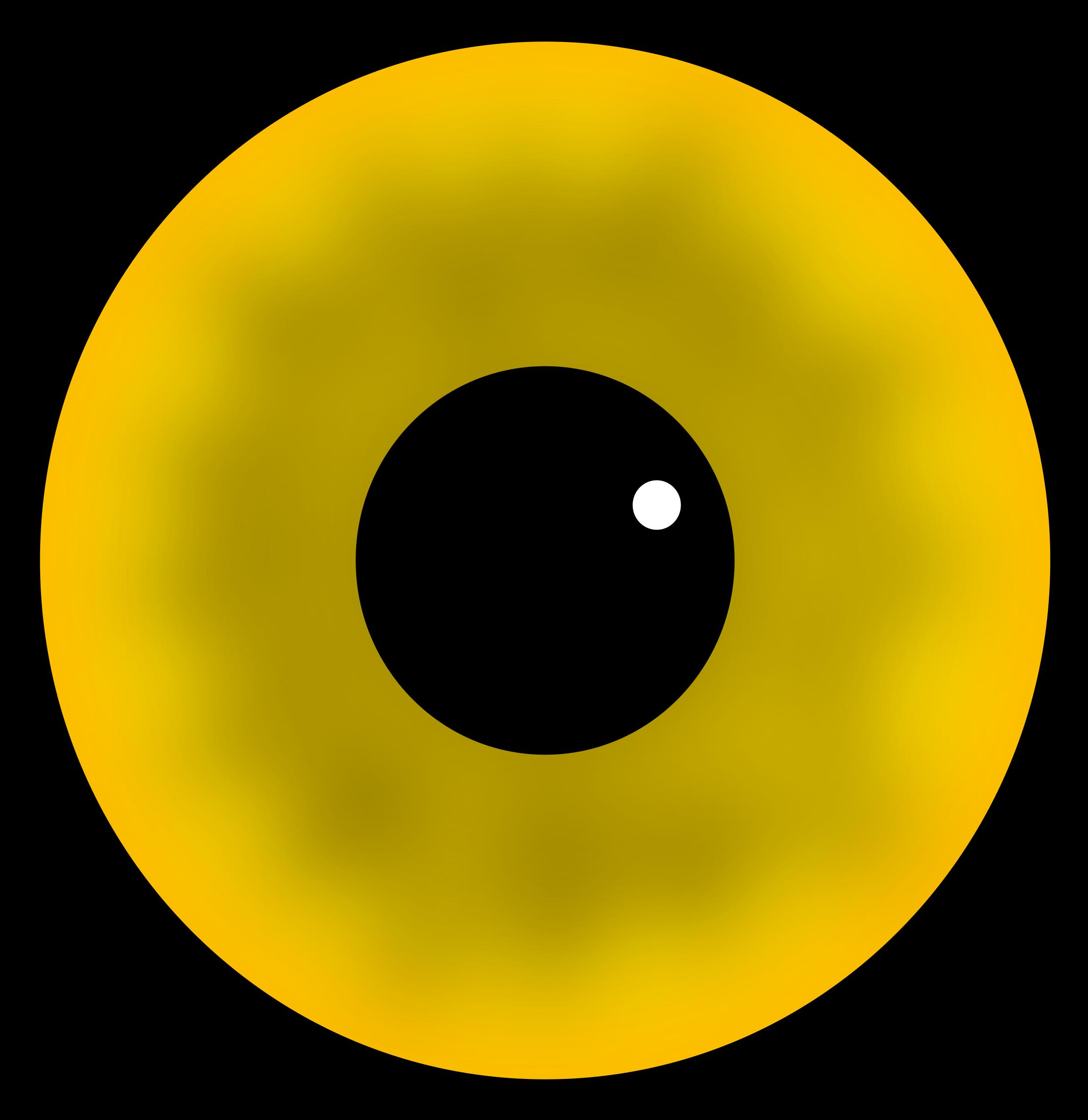 Eyeball clipart colorful eye. Mesmerizing yellow door design