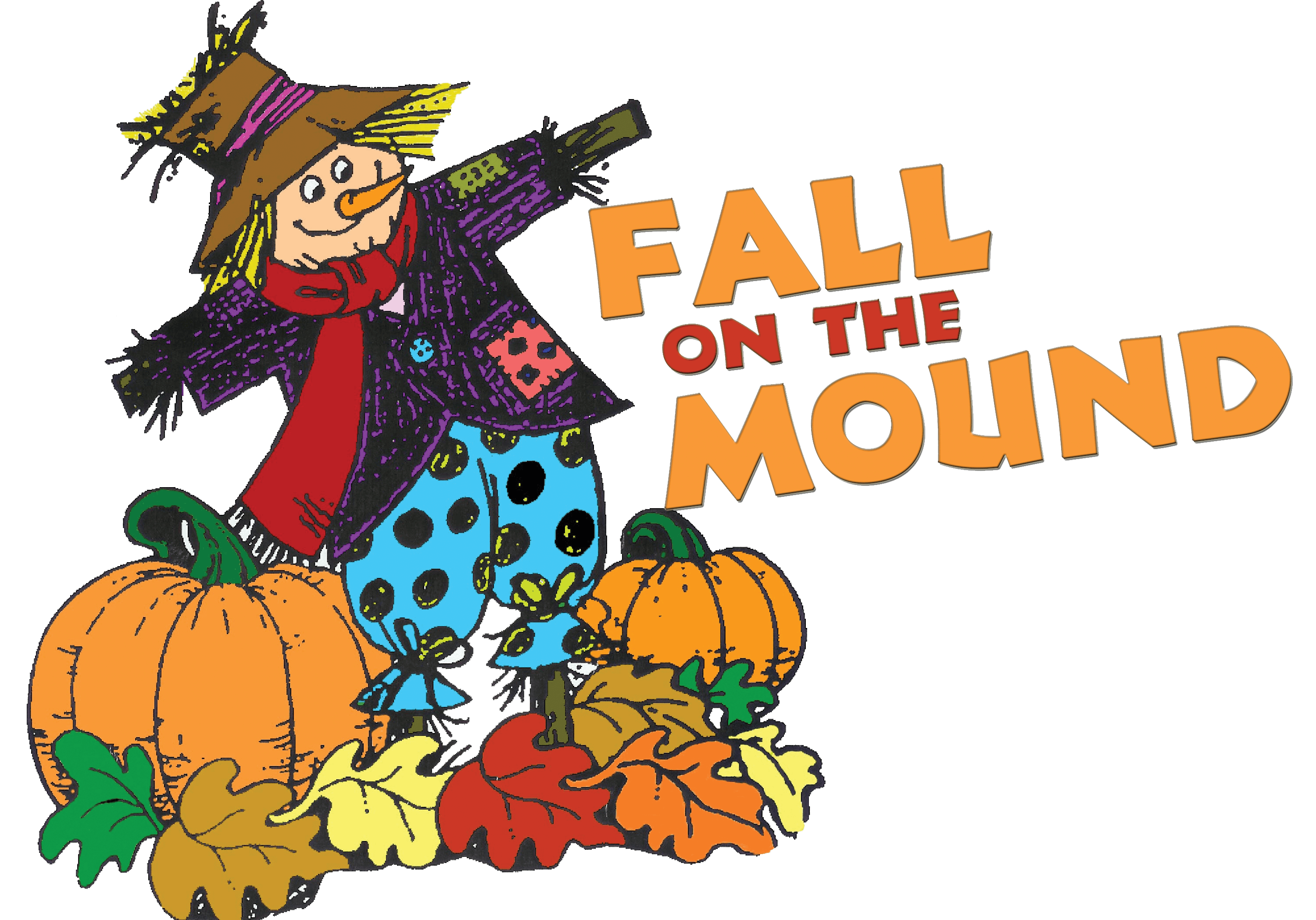 September clipart early fall. On the mound craft