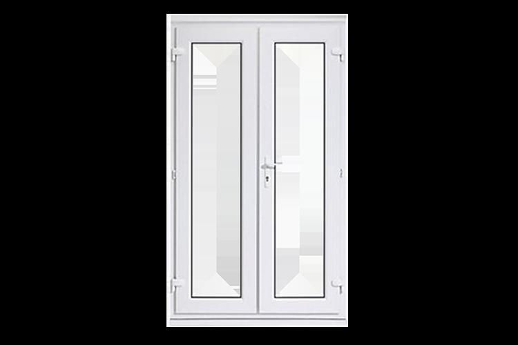 Clipart door double door. Rehau upvc french doors