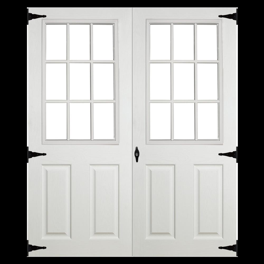Clipart door double door. Doors fiberglass prehung sheds