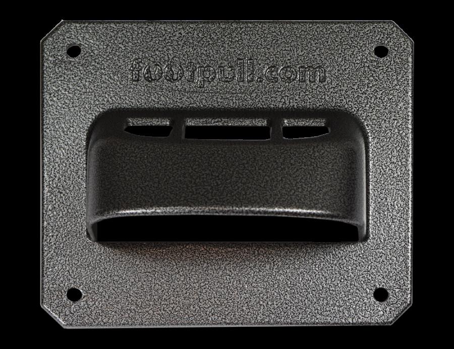Clipart door foot in door. Footpull opener