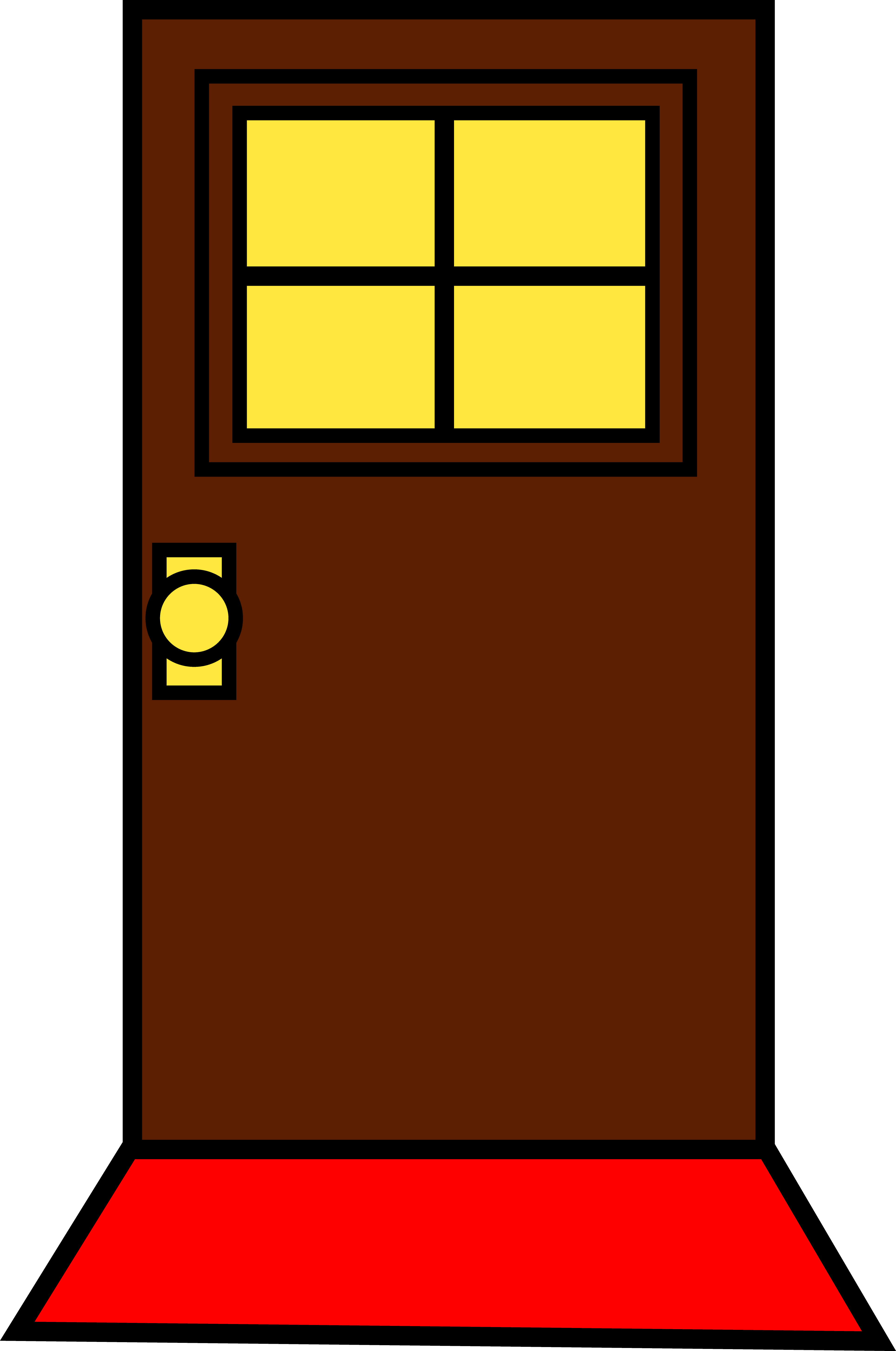 Open outside. Clipart window transparent free