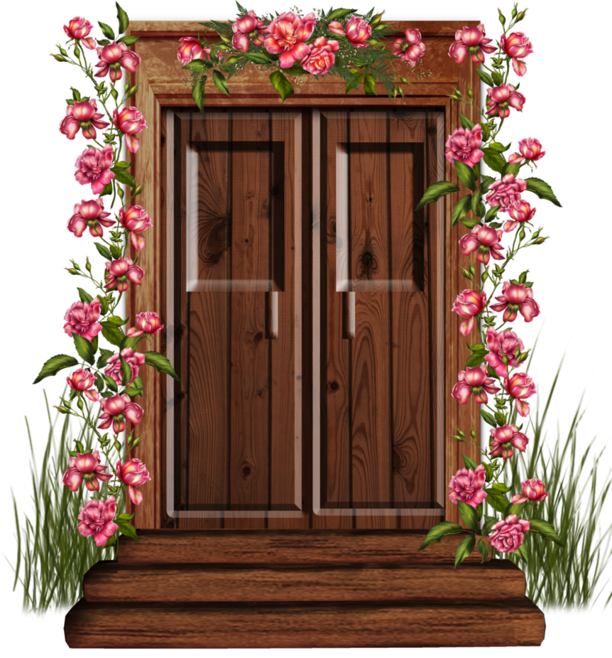 Stock by collect and. Clipart door front door