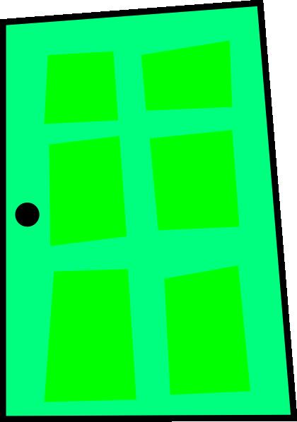 Free cliparts download clip. Clipart door green door